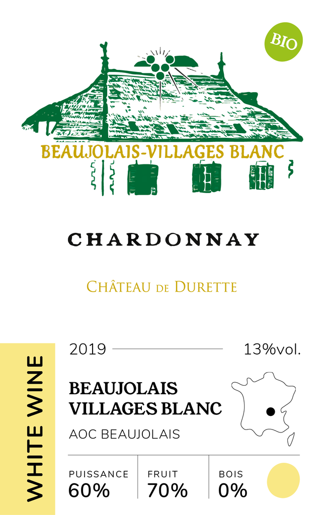 Beaujolais Villages Blanc